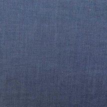 """56"""" Wide Blue Silver Gray Denim Chambray Fabric B-9 Soft Light Weight - Sold by  - $11.76"""