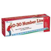 0-30 NUMBER LINE FLOOR MAT  - $42.99
