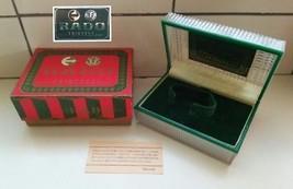 RADO watch clear case box skeleton box only - $611.82