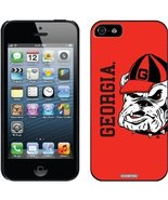 University of Georgia iPhone 5 Snap-On Case Red... - $9.00
