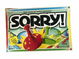 Parker Brothers Sorry! Board Game - $18.80