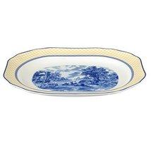 Spode Giallo Rectangular Platter (14in)- Porcelain - $67.64