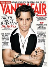 MINTY Vanity Fair Magazine November 2011ssue No... - $16.90
