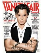 MINTY Vanity Fair Magazine November 2011ssue No.615 JOHNNY DEPP COVER Wonderful! - $16.90