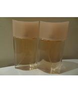 LOT OF 2  AVON  PEONY  SOFT MUSK  PERFUME  2  FULL BOTTLES  CLEAN  NEW 1... - $27.99