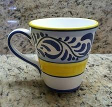 Starbucks Hand painted Mug Made In Daruta Italy 9.5oz - 2008 NEW - $26.00