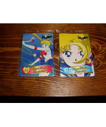 Lot of 2 Sailor Moon trading cards #72 and #82 - $7.00