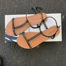Nine West Women's Summer BROWN/BLACK Sandals In Size 6M - $28.04