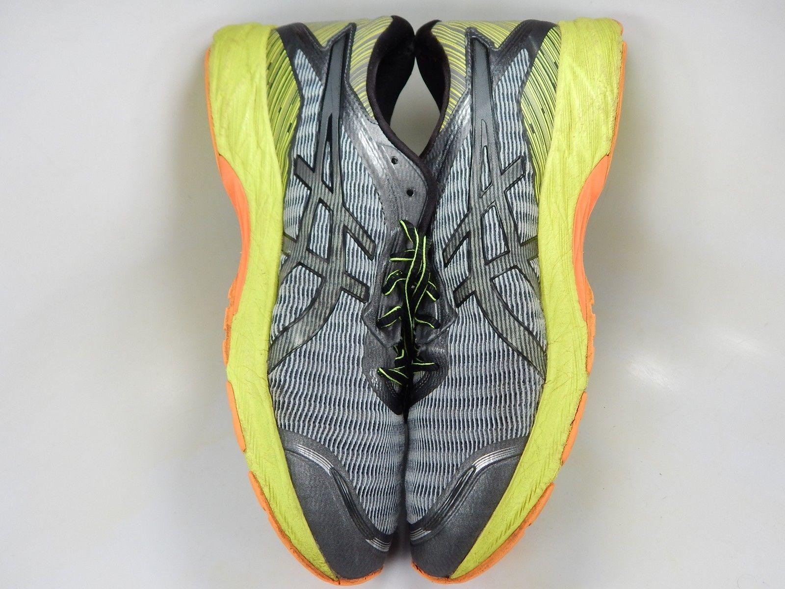 Asics Dynaflyte Size US 12.5 M (D) EU 47 Men's Running Shoes Gray T6F3Y
