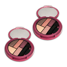 Elizabeth Arden Sunset Bronze Prismatic Eye Shadow-Summer Seduction 01-LOT OF 2 - $49.50