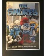 The Smurfs (DVD, 2011) - $3.16