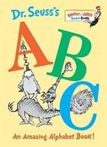 Dr. Seuss's ABC: An Amazing Alphabet Book! [Board book] Seuss, Dr. - $4.95