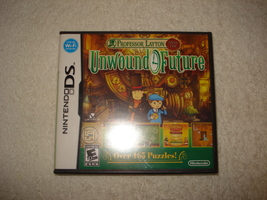 Nintendo DS 2010 Professor Layton & The Unwound Future Brand New  - $20.00