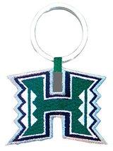 UH University of Hawaii Embroidery Logo Keychain - $13.85