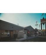 Vintage Postcard Steak Eater's Inn Restaurant Barstow California UNUSED - $6.92