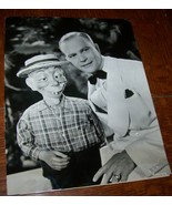 1942 VINTAGE EDGAR BERGEN VENTRILOQUIST RKO WIRE PHOTO MORTIMER SNERD - $14.84