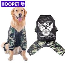 HOOPET® New Pet Dogs Clothes Warm Cotton Leisure Style Autumn Winter Jac... - $11.21+
