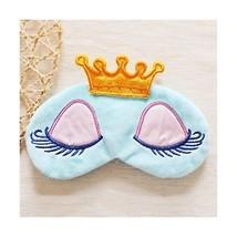 Adecco LLC Cute Sleeping Beauty Cartoon Eye Mask & Blindfold for Kid's S... - $19.63 CAD