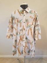 Campia Moda Hawaiian A Shirt XL - $9.49