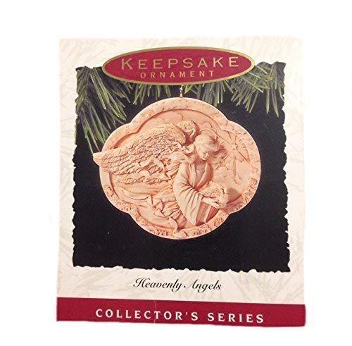 Primary image for Hallmark Keepsake Heavenly Angels Collector's Series Ornament