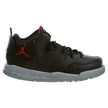Jordan Courtside 23 PS Preschool Black Gym Red Particle Grey AQ7734 023 - $67.95