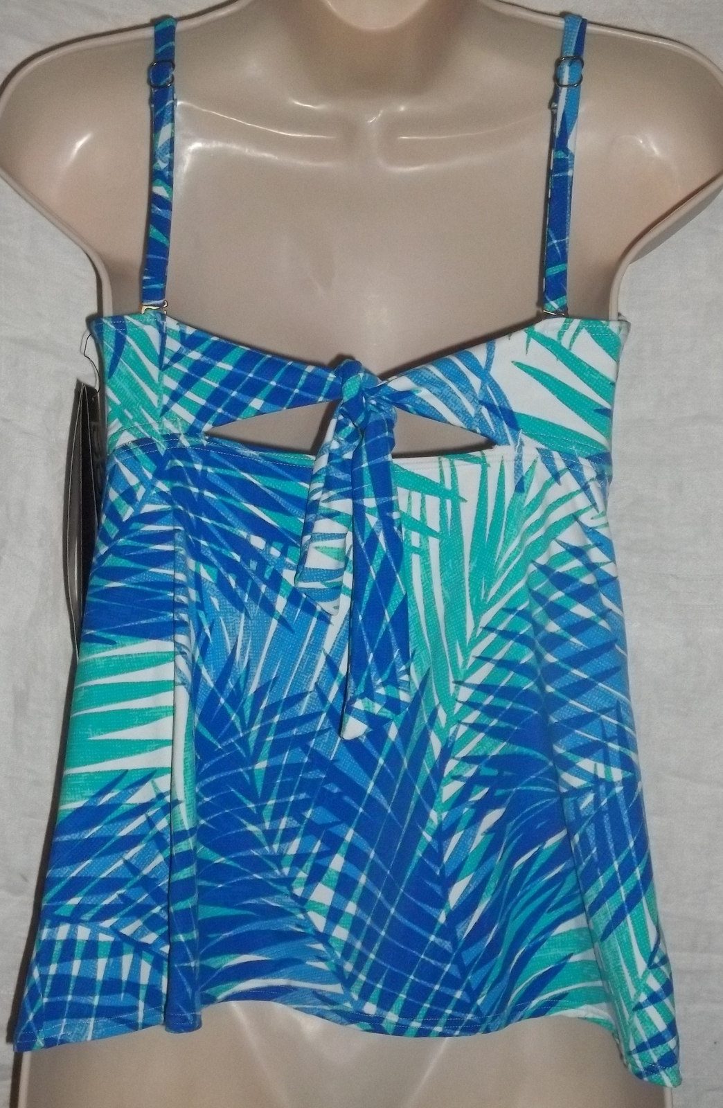 COCO REEF FIVE WAY TANKINI,SIZE 32/34C image 4