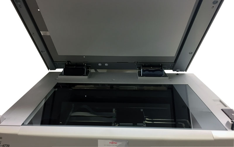 Fujitsu FI-6770 Flatbed Scanner and Automatic Document Feeder