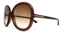 New Tom Ford TF276 50F Brown Authentic Sunglasses 59-16-125 - $106.65