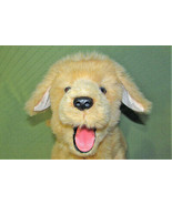 FurReal Friends BISCUIT My Luvin Pup 2007 Animated Golden Retriever Yell... - $70.13