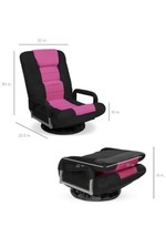 Pink 360 Degree Gaming Swivel Chair (a) N10 - $396.00
