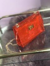 Jelly Chain Strap Handbag - $9.99