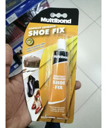 SHOE FIX REPAIR GLUE CONTACT ADHESIVE MULTIBOND (Rubber Leather Canvas) ... - $12.98