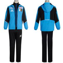 Yuri On Ice Yuuri Katsuki Japanese Team Uniform Cosplay Costume Coat Sportswear - $37.99+