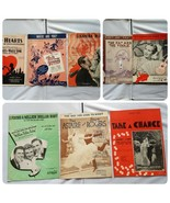 Vintage Sheet Music Musicals Production Songs Lot of 8 1930s - $37.19