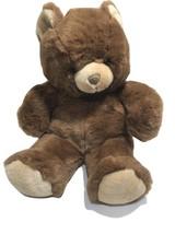 "Princess Soft Teddy Bear Plush Toys Brown Floppy Stuffed Animal 19"" Soft... - $18.97"