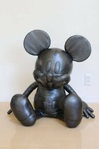 Mickey Leather Plush Coach 75th Anniversary Collaboration L size H:about... - $3,425.11