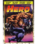 Hero Illustrated Promo Card H-4 - $5.99