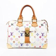 Louis Vuitton Speedy 30 Monogram Multicolore Handbag - $835.00