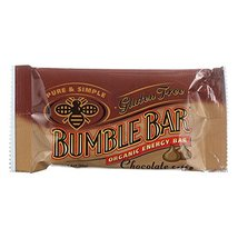 BUMBLEBAR Organic Chocolate Energy Bar, 1.4 OZ - $35.47