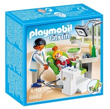 PLAYMOBIL® Dentist with Patient - $17.36