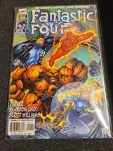 Fantastic Four # 1A Lee Variant Nov 1996 Marvel Comics -NO RESERVE-FREE ... - $14.00