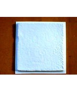 "Rustic Finish 12"" Concrete Tile Molds #1130 (3) Make 100s of Stone Floor... - $39.99"