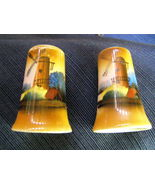 Handpainted  salt and pepper shakers Japan - $5.99