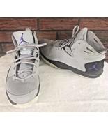 Nike Air Jordan Ace Size 9.5 Rare Color Gray Purple Black Great Conditio... - $34.65