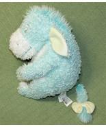 "12"" EEYORE GUMDROP MINT Plush DISNEY STORE Stuffed Animal Pooh Disney Cu... - $21.78"