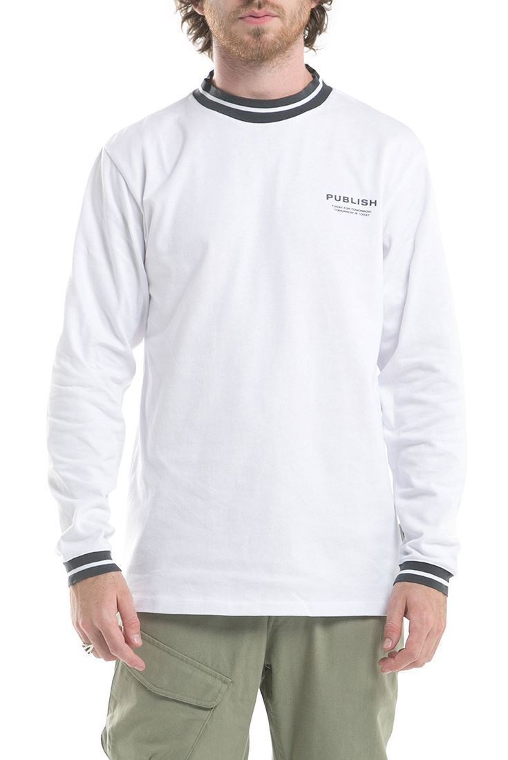 Men's Rowland Long Sleeves Knits Shirt