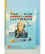 Down in Flames Series 1939-45: The Rise of the Luftwaffe GMT Game 1993 U... - $69.78