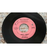 DON COVAY Early Jimi Hendrix ~ 1964 Mercy Mercy / Can't Stay Away ~ Rose... - $2.33
