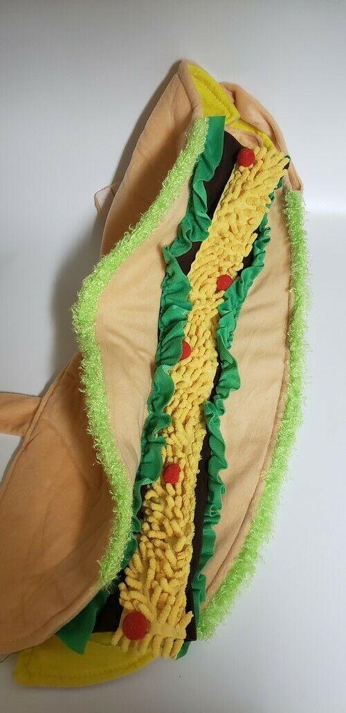 Rubie's Taco Pet Costume - Extra Large