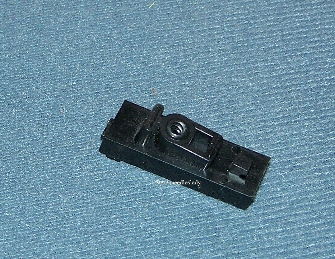 TETRAD STEREO PHONOGRAPH CARTRIDGE SCREW BACK MOUNTING BRACKET BSR